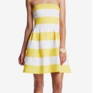 New Ann Taylor LOFT Dress Strapless Size 12 $98